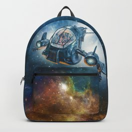 The Scout Ship Backpack
