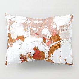 Blush Abstract 02 Pillow Sham