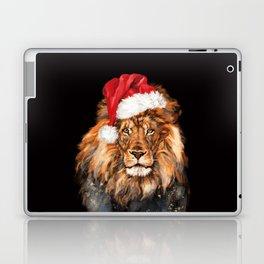 Christmas King Lion Laptop & iPad Skin