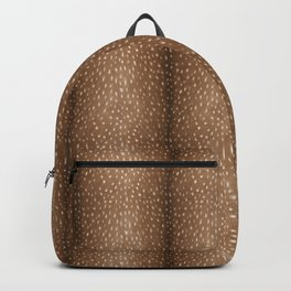 Deer Hide Backpack