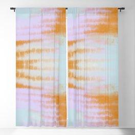 Pastel colors tie dye 71 Blackout Curtain