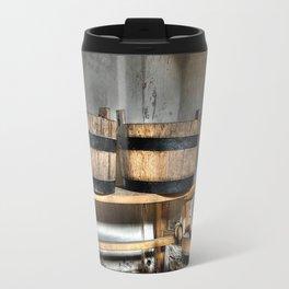 Three Buckets Travel Mug