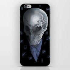 Silent 93 iPhone & iPod Skin