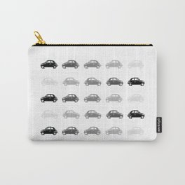 dream cars - fiat 500 Carry-All Pouch