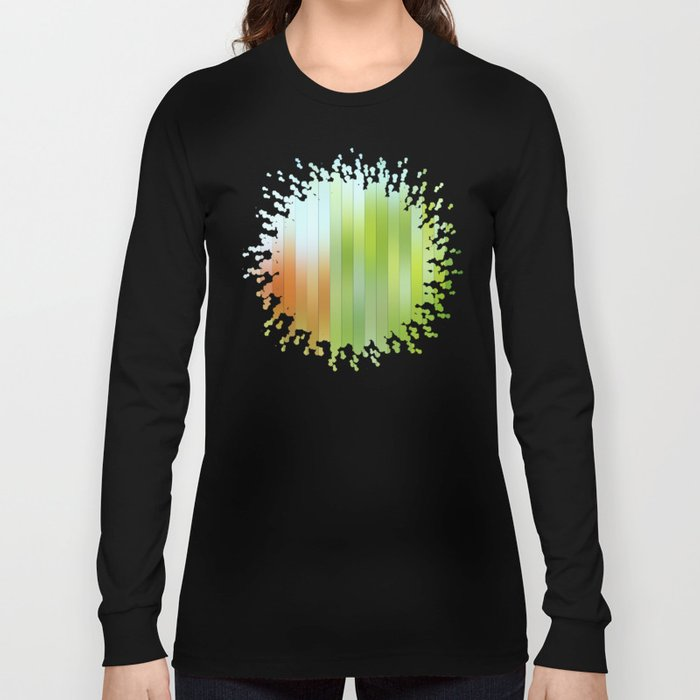vntgflwr01 Long Sleeve T-shirt