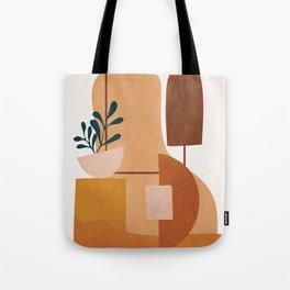 Modern Abstract Art 52 Tote Bag