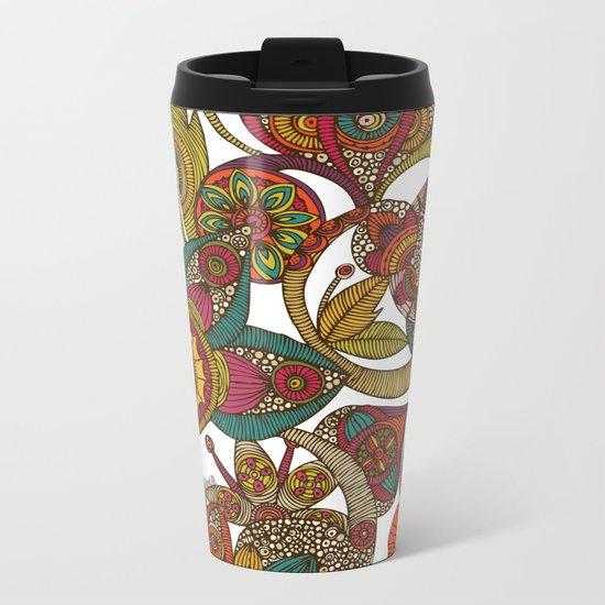 Ava's garden Metal Travel Mug