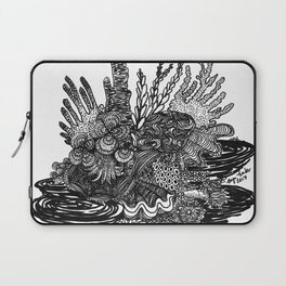 Hidden Cuttlefish Laptop Sleeve