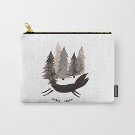 Running fox Carry-All Pouch