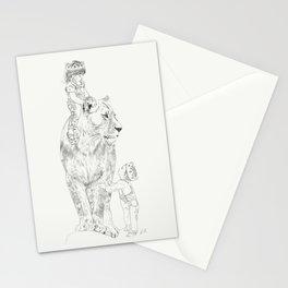 A Bigger World #4 Stationery Cards