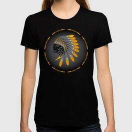 Honor and Strength Yellow T-shirt