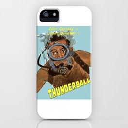 Thunderball iPhone Case
