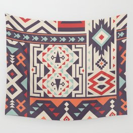 Special Tribal Pattern for Great Cover Design Wall Tapestry