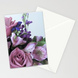 Shades of Purple Stationery Cards