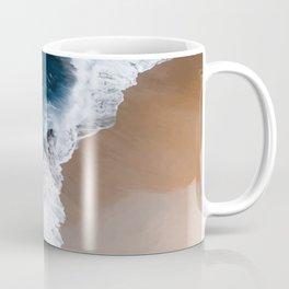 Even the biggest waves... Coffee Mug
