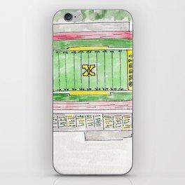 Saint Xavier High School Field, Tigers, Louisville, KY iPhone Skin