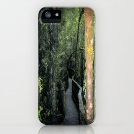 Franklin - Gordon  National Parks iPhone Case