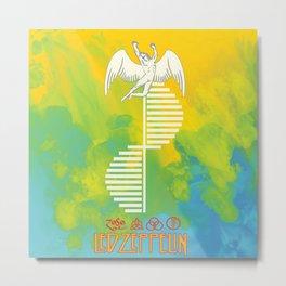 Stairway to heaven - LedZeppelin Metal Print