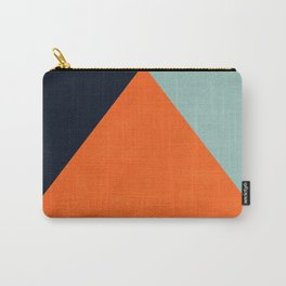 mod triangles - autumn Carry-All Pouch