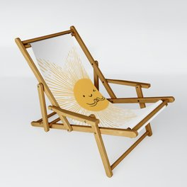 You are the Sunshine of my heart Sling Chair