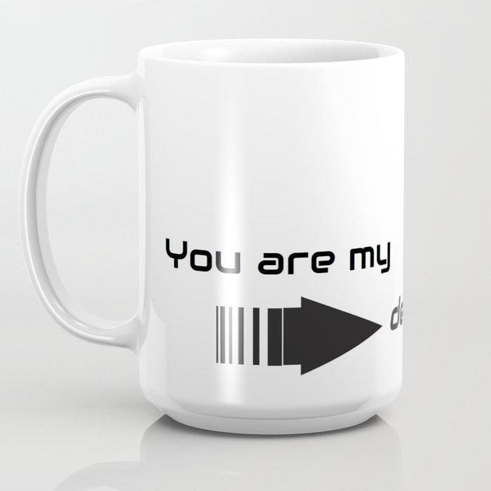 Back to the Future, Density Coffee Mug