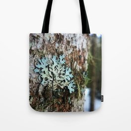 Musk in the snow Tote Bag