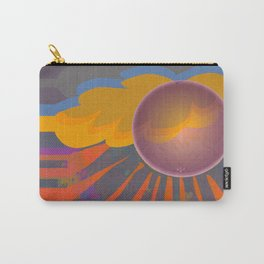 Normalize Uncertainty Carry-All Pouch