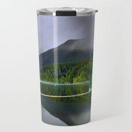 Vancouver Capilano Mountains Travel Mug