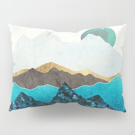 Teal Afternoon Pillow Sham