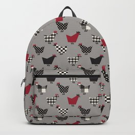 Chickens Backpack