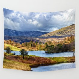 Tarn Hows Wall Tapestry