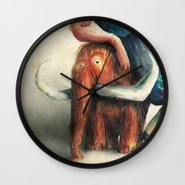 Petit Mamut Wall Clock