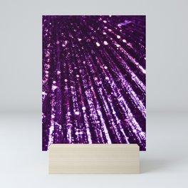 Triton´s Secret´s - Royal Purple Mini Art Print