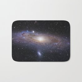 Andromeda Galaxy Bath Mat