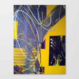 Taffy Mix Canvas Print