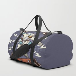 SKATEBOARD everywhere Duffle Bag