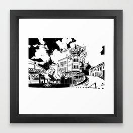 BattistiXMinzoni Framed Art Print