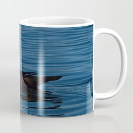 Colorful Wood Duck Coffee Mug