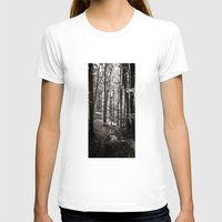 forrest T-shirts featuring forrest VI. by Zsolt Kudar