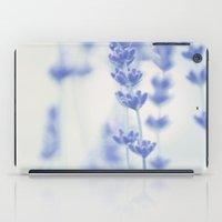 lavender iPad Cases featuring Lavender  by SUNLIGHT STUDIOS  Monika Strigel