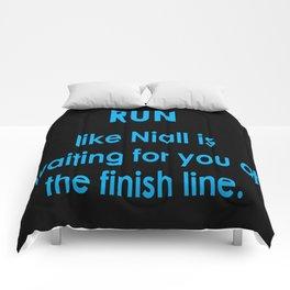Run like Niall Comforters