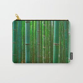 BAMBOO FOREST1 Carry-All Pouch
