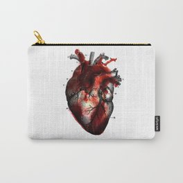 Bloody heart Carry-All Pouch