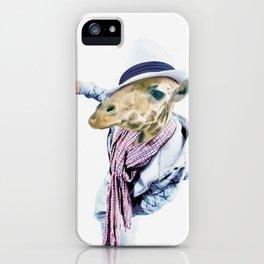 JAFFAR HIPSTAR iPhone Case