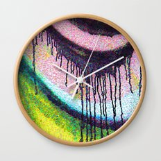 It´s alright ma, I´m only bleeding Wall Clock