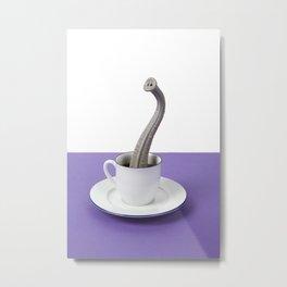 Coffeelephant Metal Print