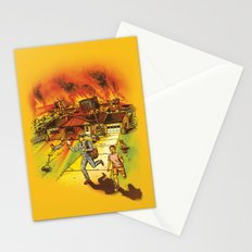 Bad Reception Stationery Cards