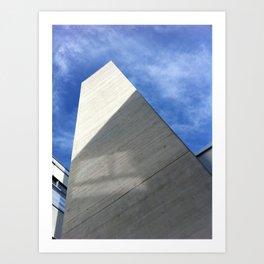 The Monolith Art Print