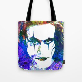 Brandon Lee, Eric Draven, The Crow Tote Bag