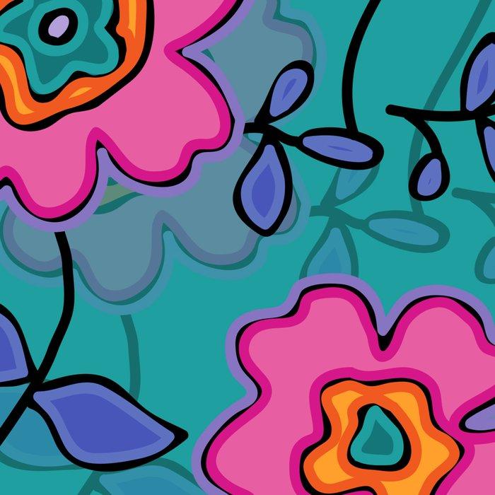 Flower 41 Leggings